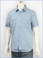 リーバイス 半袖 キング ウェスタンシャツ ギンガムチェック Levi's Red Tab Shirt 65956-0001