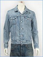 Levi's リーバイス トラッカージャケット 11.5ozデニム ダヴテール(ライトブルー) Levi's Trucker Jacket 72334-0047 Gジャン デニムジャケット