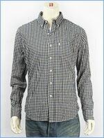 リーバイス クラシック ワンポケットシャツ ムーンビームギンガム Levi's Shirt 65824-0145 長袖