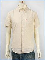 リーバイス 半袖 クラシック ワンポケットシャツ シャンブレーナチュラル Levi's S/S Shirt 65826-0059