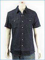 リーバイス ウェスタンシャツ デニム リンス Levi's Shirt 21978-0026