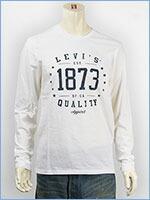 リーバイス 長袖 グラフィック Tシャツ LS 1873 Levi's L/S Tee 22538-0009