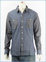 リーバイス ワークシャツ シャンブレー Levi's Shirt 65822-0131