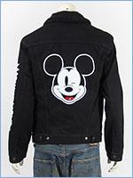 リーバイス ミッキーマウス タイプ3 シェルパ トラッカー ジャケット デニム Levi's x Disney COLLECTION MICKEY MOUSE TRUCKERS 16365-0085
