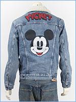 リーバイス ミッキーマウス タイプ3 シェルパ トラッカー ジャケット デニム Levi's x Disney COLLECTION MICKEY MOUSE TRUCKERS 16365-0086