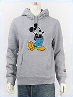 リーバイス ミッキーマウス プルオーバー パーカー Levi's x Disney COLLECTION MICKEY MOUSE PULLOVER HOODIE 19491-0043