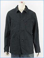 リーバイス エンジニア コート ブラック Levi's Outer Wear 29655-0000