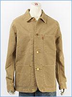 リーバイス エンジニア コート キャンバス カーキ Levi's Outer Wear 29655-0002