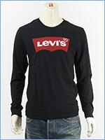 リーバイス 長袖 グラフィック Tシャツ バットウィング ロゴ Levi's L/S Tee 36015-0013
