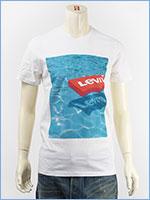 リーバイス バットウィング ロゴ グラフィック Tシャツ LEVI'S SS GRAPHIC TEE LEVI'S BATWING LOGO 22491-0492