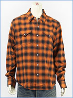 リーバイス スケートボーディング ウェスタンシャツ チェックネル Levi's Skateboarding Collection Western Shirt 56539-0002