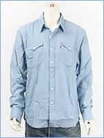 リーバイス モダン クラシック ウェスタンシャツ シャンブレー Levi's Modern Classic Western Shirt 57429-0001