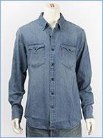 リーバイス モダン クラシック ウェスタンシャツ デニム LEVI'S MODERN CLASSIC WESTERN SHIRT 57429-0014