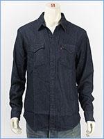 リーバイス モダン クラシック ウェスタンシャツ デニム LEVI'S MODERN CLASSIC WESTERN SHIRT 57429-0015