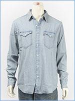 リーバイス モダン クラシック ウェスタンシャツ デニム LEVI'S MODERN CLASSIC WESTERN SHIRT 57429-0016