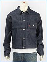 リーバイス タイプ I ジャケット 1936年モデル セルビッジデニム LEVI'S VINTAGE CLOTHING 1936 TYPE I JACKET 70506-0024