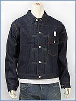 リーバイス タイプ1 ジャケット 1936年モデル セルビッジコーンデニム リジッド LEVI'S VINTAGE CLOTHING 1936 TYPE 1 JACKET 70506-0023