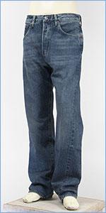 リーバイス 501XX 1955年モデル セルビッジデニム LEVI'S VINTAGE CLOTHING 1955 501 JEANS 50155-0053