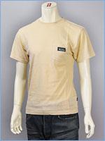 MANASTASH マナスタッシュ 半袖 ポケットTシャツ コットン×ヘンプ MANASTASH S/S POCKET TEE 7183043-04