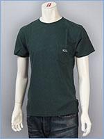 MANASTASH マナスタッシュ 半袖 ポケットTシャツ コットン×ヘンプ MANASTASH S/S POCKET TEE 7183043-74