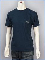 MANASTASH マナスタッシュ 半袖 ポケットTシャツ コットン×ヘンプ MANASTASH S/S POCKET TEE 7183043-87