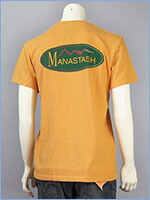MANASTASH マナスタッシュ 半袖 ロゴ プリントTシャツ コットン×ヘンプ MANASTASH S/S LOGO PRINT TEE 7193021-68