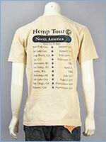 MANASTASH マナスタッシュ 半袖 ヘンプツアー プリントTシャツ コットン×ヘンプ MANASTASH S/S HEMP TOUR PRINT TEE 7193023-04