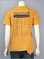 MANASTASH マナスタッシュ 半袖 ヘンプツアー プリントTシャツ コットン×ヘンプ MANASTASH S/S HEMP TOUR PRINT TEE 7193023-68