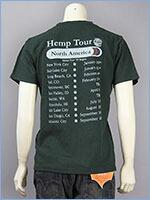 MANASTASH マナスタッシュ 半袖 ヘンプツアー プリントTシャツ コットン×ヘンプ MANASTASH S/S HEMP TOUR PRINT TEE 7193023-74