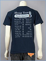 MANASTASH マナスタッシュ 半袖 ヘンプツアー プリントTシャツ コットン×ヘンプ MANASTASH S/S HEMP TOUR PRINT TEE 7193023-87
