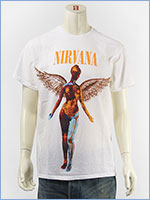 OFFICIAL ARTIST TEE ニルヴァーナ Tシャツ NIRVANA / IN UTERO S/S T-SHIRT 43253-01