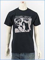 OFFICIAL ARTIST TEE ソニック・ユース / グー Tシャツ SONIC YOUTH / GOO S/S T-SHIRT 44174-09