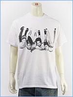 IMAGE CLUB LTD. イメージクラブリミテッド レッド・ホット・チリ・ペッパーズ スカイダイブ Tシャツ Red Hot Chilli Peppers Skydive S/S T-SHIRT 44297-01