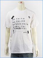 IMAGE CLUB LTD. イメージクラブリミテッド ジミヘン Tシャツ Set Times S/S T-SHIRT 44303-01