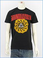 OFFICIAL ARTIST TEE サウンドガーデン / バッドモーターフィンガー Tシャツ SOUNDGARDEN / BADMOTORFINGER S/S T-SHIRT 44337-09