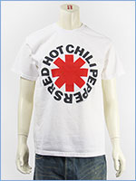 OFFICIAL ARTIST TEE レッドホットチリペッパーズ アスタリスクロゴ Tシャツ RED HOT CHILI PEPPERS ASTERISK LOGO S/S T-SHIRT 44338-01