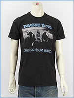 OFFICIAL ARTIST TEE ビースティボーイズ チェックユアヘッド Tシャツ BEASTIE BOYS Check Your Head S/S T-SHIRT 44342-09