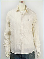 Schott ショット ストライプ クラシックシャツ SCHOTT STRIPED CLASSIC SHIRT 3145006-05 長袖