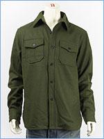 ショット ウール CPO シャツ アメリカラインモデル Schott USA LINE 7810 WOOL CPO SHIRT 44957-75