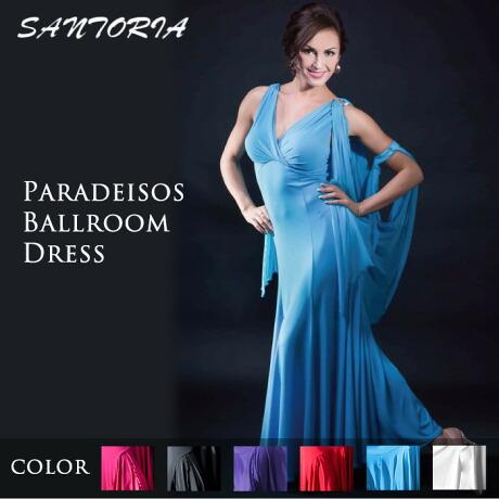 サントリア パラデイソ・ボールルームドレス
