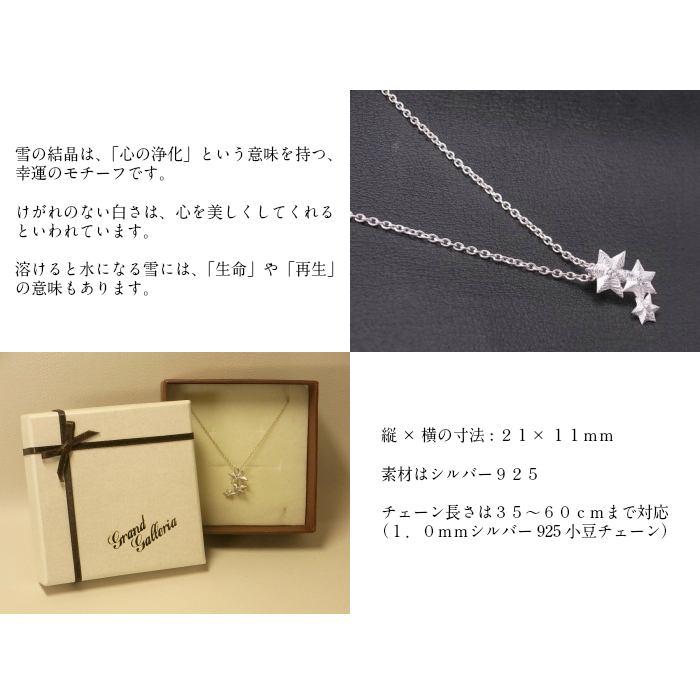 誕生日 【Grand ネックレス プレゼント 【Grand シルバー