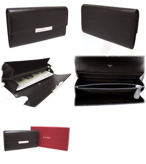 カルティエ財布,Cartier,LOVEコレクション ビスモチーフ 二つ折り財布 L3000742,カルティエ,財布