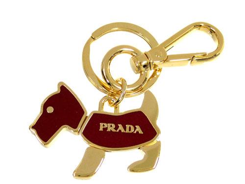 プラダ キーホルダー PRADA