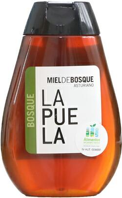 【スペイン直輸入】蜂蜜 ラ・プエラ - LA PUELA- /森の蜂蜜/BOSQUE