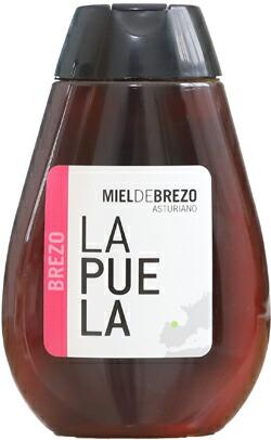 【スペイン国内養蜂会議最優蜂蜜受賞】蜂蜜 ラ・プエラ - LA PUELA- /ヒースの花蜂蜜/BREZO
