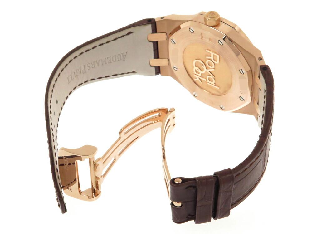 オーデマピゲ ロイヤルオーク デュアルタイム 26120OR.OO.D088CR.01 AUDEMARS PIGUET 腕時計 AP