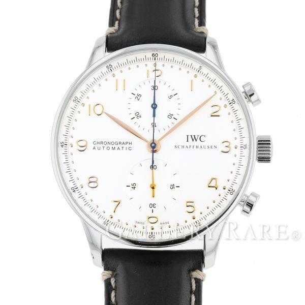 IWC ポルトギーゼ クロノグラフ IW371401