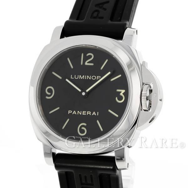 パネライ ルミノール ベース K番 PAM00112 PANERAI 腕時計 ウォッチ