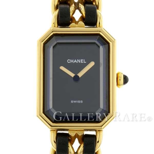 シャネル プルミエール M H0001 CHANEL 腕時計 レディース