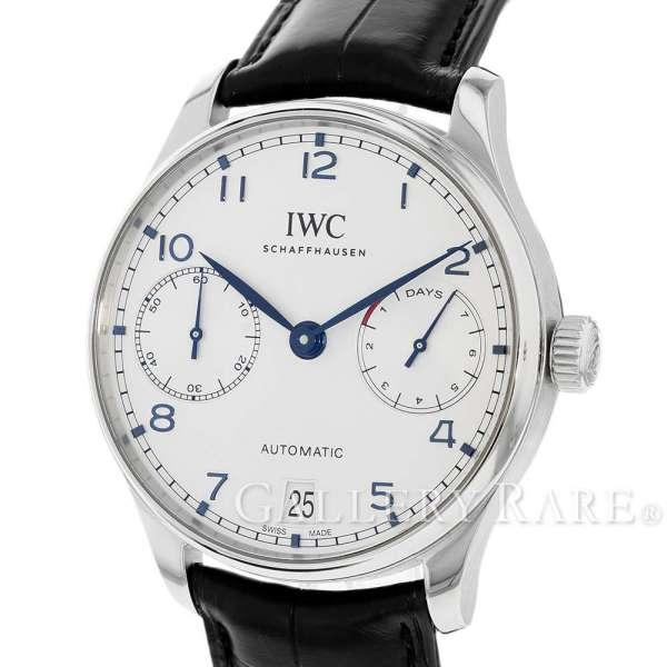 IWC ポルトギーゼ オートマティック 7デイズ IW500705 腕時計 アイ・ダブリュー・シー